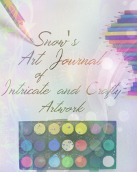 Snow's Art Journal of Intricate and Crafty Artwork