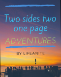 Two Sides of One Page