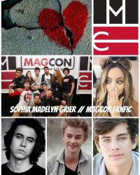 Sophia Madelyn Grier // Magcon Fanfiktion