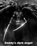 Daddy's dark angel