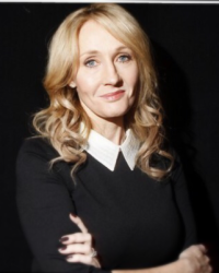 J.K. Rowling- Research has been done