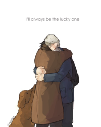 I don't want to let this go | Victuri (YOI)