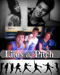 Life is a, Pitch