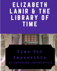Elizabeth Lanir and the Library of Time