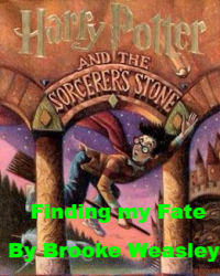 Finding my Fate book one: Sorcerer's Stone