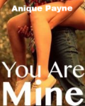 You Are Mine (werewolf fiction) (Unedited)