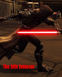 The Sith Enforcer