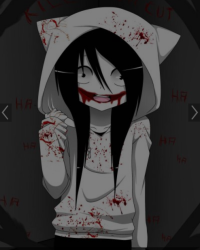 How I met Jeff the killer