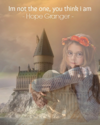 Im not the one, you think i am - Hope Granger 1