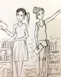 Library Girls