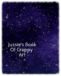 Jussie's Book of Crappy Art