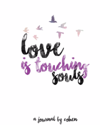 love is touching souls [a journal]