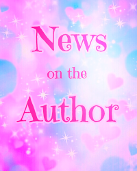 News On The Author!