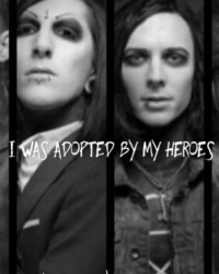 I was adopted by my heros!