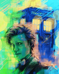 [11th Doctor] The Fall of Bliss