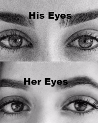 Through Her And His Eyes