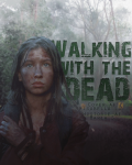 Walking with the dead.