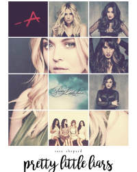 Pretty Little Liars - Cover Entry