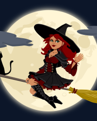 FAMILY WITCHES