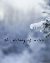 the melody of winter