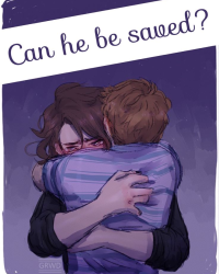 Can he be saved?