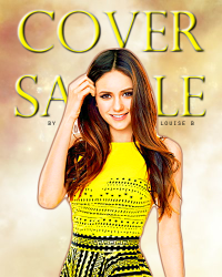 COVERSALE → LOUISE B