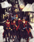 A Marauders Love