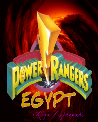 Power Rangers: Egypt