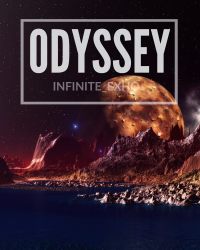 Odyssey | Cover for the Sci-Fi Writing Competition