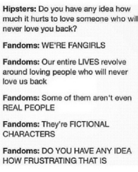 Living the Fangirl Life