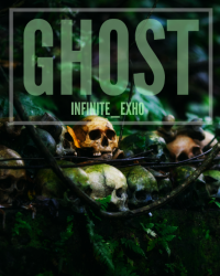 Ghost   Cover for the Reincarnation: A Fantasy Writing Competition