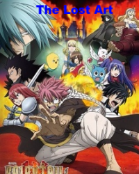 Fairy Tail The Lost Art