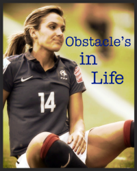 An Athlete's Obstacle in Life