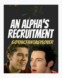 An Alpha's Recruitment: Big Wolf On Campus, Teen Wolf Crossover