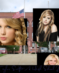 Taylor Swift: A High School Journey