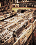 Uncle's old Record Shop