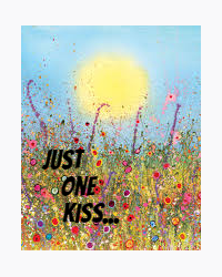 Just one kiss...