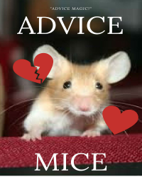 AdViCe MiCe -Advice book-