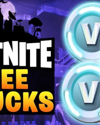 Free V Bucks Without Doing Anything