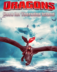 Dreamworks Dragons: Race to Thoredge Island