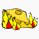 The Burning Cheese