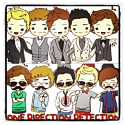 <3One Direction