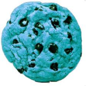 Blue Cookie