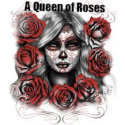 Masked Rose Queen