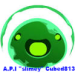 "A.P.I. ""Slimey"" Cubed813"