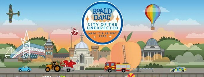 Roald Dahl's City of the Unexpected