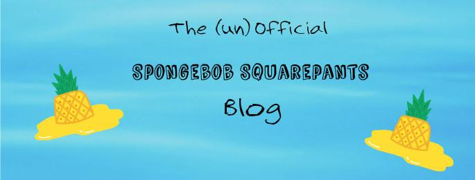 Spongebob Squarepants Blog ~ For the Blogging Competition