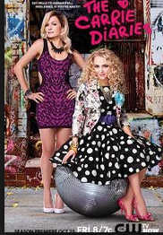 The Wonderful book  of the Carrie  Diaries/book 1
