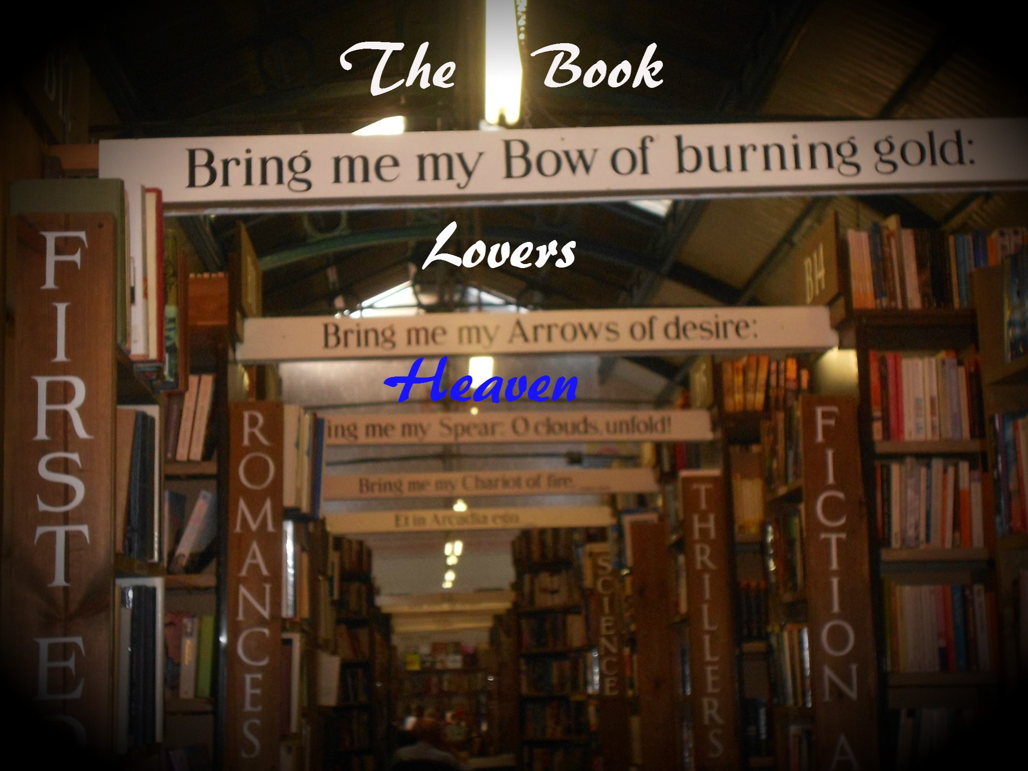 Barter Books: The Book Lovers Heaven