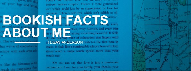 Bookish Facts About Me